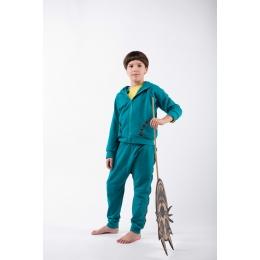 Trousers Monkey Green
