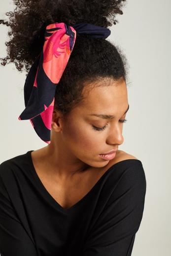 Sash hair scrunchie Corocoro