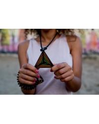 Necklace Ethno Love Triple