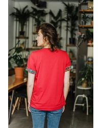 T-shirt Bagus Red