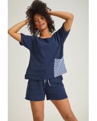 Pyjamas Kiwu Navy