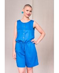 Jumpsuit Braga Blue