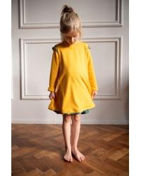 Dress Mango Yellow