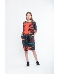 Dress Onga Koi