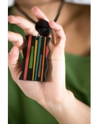 Necklace Ethno Love Rainbow