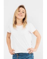T-shirt Eadi Organic White