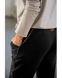 Trousers Baggy Black