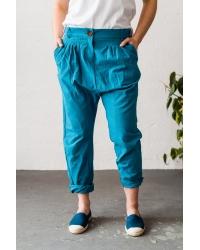 Pants Catalonia Turquoise