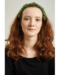 Hairband Crown Green