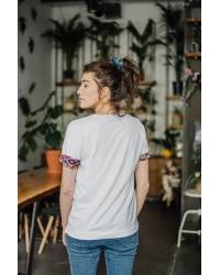 T-shirt Bagus White