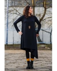 Dress Tempura Navy