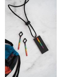 Jewellery Set Rainbow with a bag