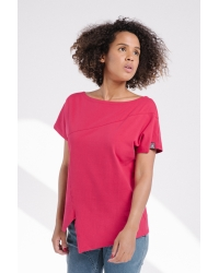 Blouse Raw Pink from Fairtrade Cotton